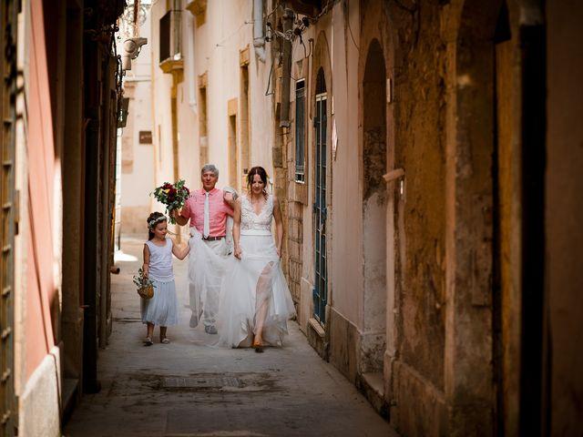 Il matrimonio di Marco e Chloé a Siracusa, Siracusa 35