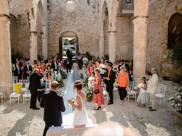 Il matrimonio di Marco e Chloé a Siracusa, Siracusa 50