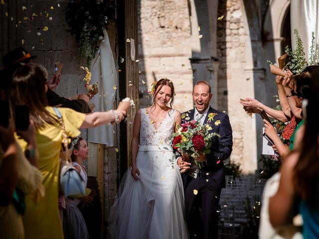 Le nozze di Chloé e Marco
