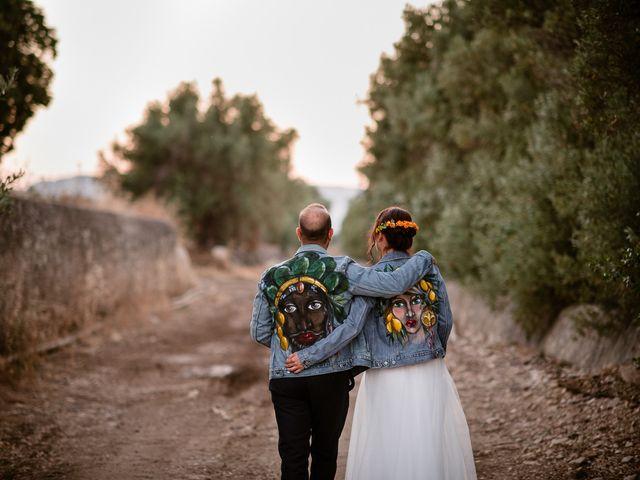 Il matrimonio di Marco e Chloé a Siracusa, Siracusa 63