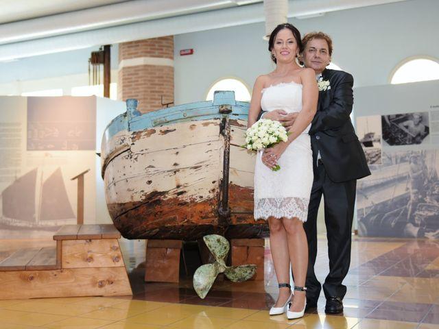 Il matrimonio di Gianpiero e Dariya a Cesenatico, Forlì-Cesena 10