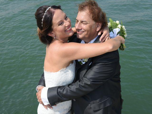 Il matrimonio di Gianpiero e Dariya a Cesenatico, Forlì-Cesena 12