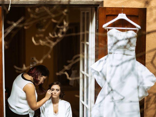 Il matrimonio di Giuseppe e Federica a Manziana, Roma 15