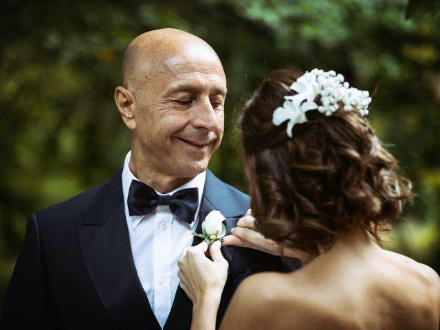 Il matrimonio di Giuseppe e Federica a Manziana, Roma 17