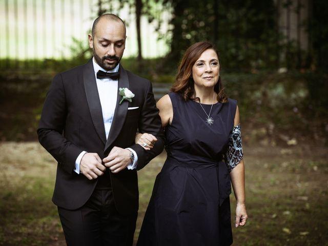 Il matrimonio di Giuseppe e Federica a Manziana, Roma 21
