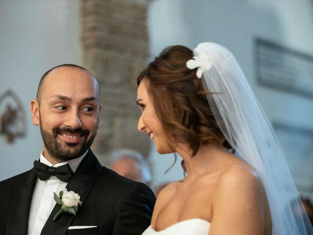 Il matrimonio di Giuseppe e Federica a Manziana, Roma 28