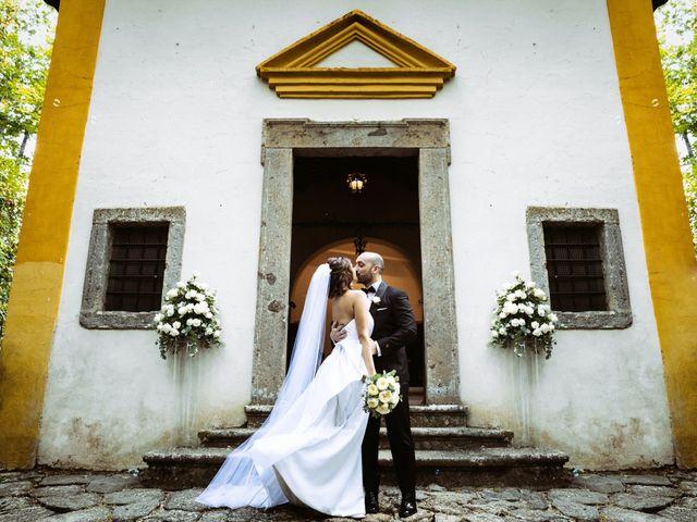 Il matrimonio di Giuseppe e Federica a Manziana, Roma 41