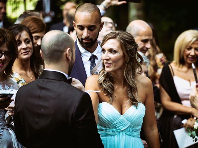 Il matrimonio di Giuseppe e Federica a Manziana, Roma 43