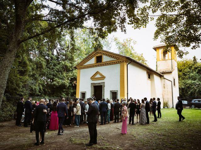 Il matrimonio di Giuseppe e Federica a Manziana, Roma 47
