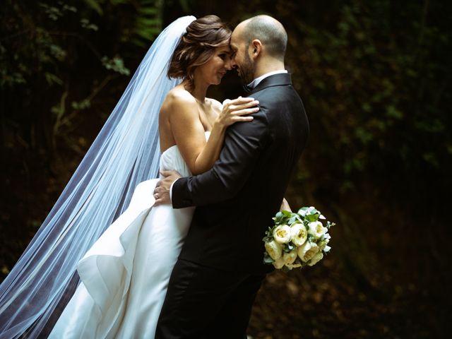 Il matrimonio di Giuseppe e Federica a Manziana, Roma 48