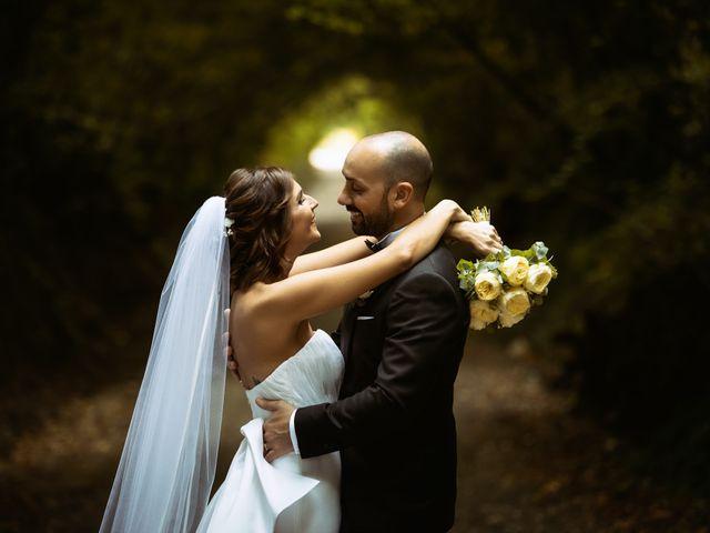 Il matrimonio di Giuseppe e Federica a Manziana, Roma 49