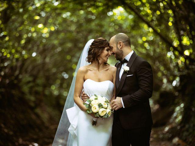 Il matrimonio di Giuseppe e Federica a Manziana, Roma 53