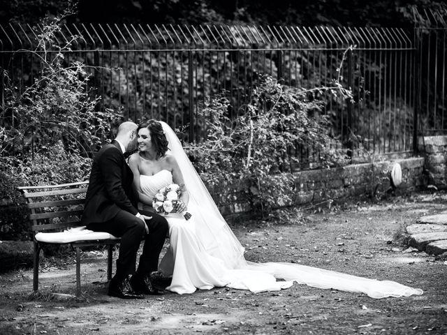 Il matrimonio di Giuseppe e Federica a Manziana, Roma 55