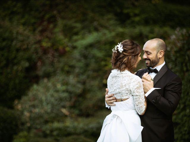 Il matrimonio di Giuseppe e Federica a Manziana, Roma 77