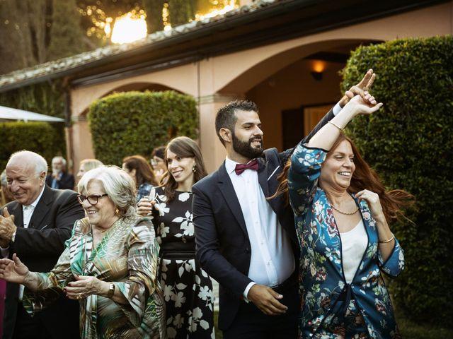 Il matrimonio di Giuseppe e Federica a Manziana, Roma 86