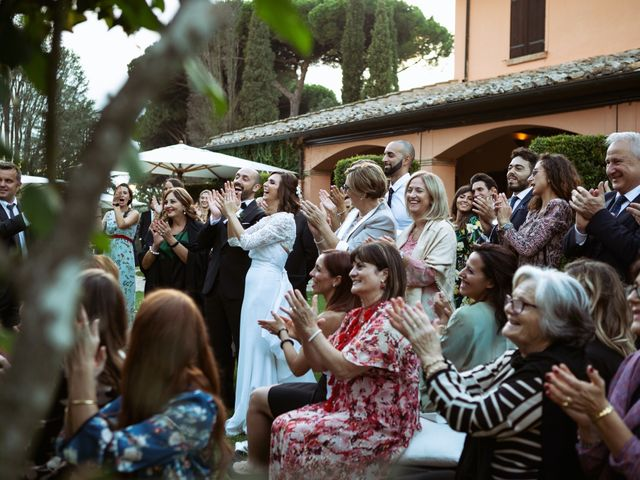 Il matrimonio di Giuseppe e Federica a Manziana, Roma 94