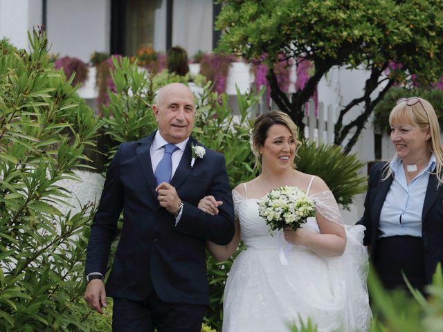 Il matrimonio di Daniele e Claudia a Sabaudia, Latina 12