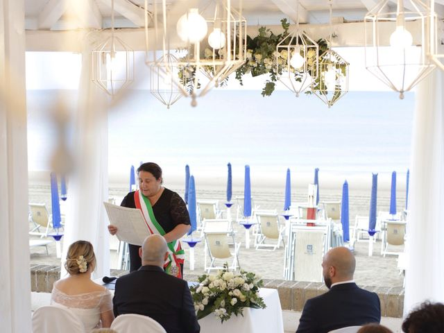 Il matrimonio di Daniele e Claudia a Sabaudia, Latina 24