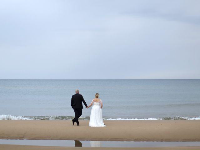 Il matrimonio di Daniele e Claudia a Sabaudia, Latina 29