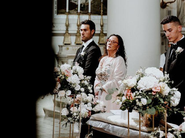 Il matrimonio di Eleonora e Gianluca a San Marino, San Marino 18