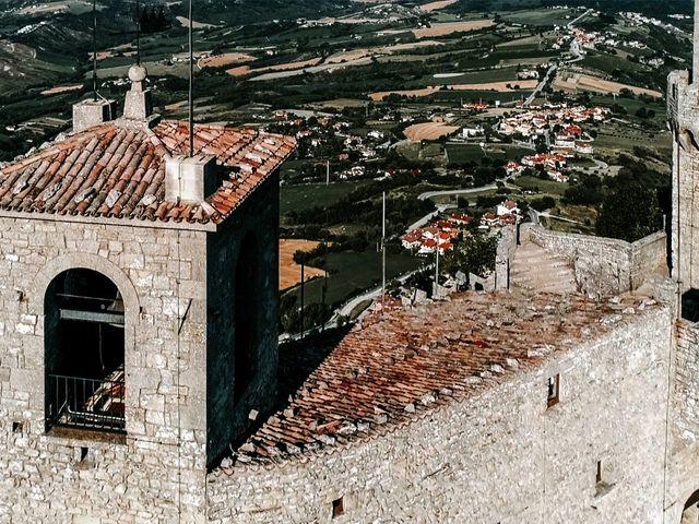 Il matrimonio di Eleonora e Gianluca a San Marino, San Marino 21