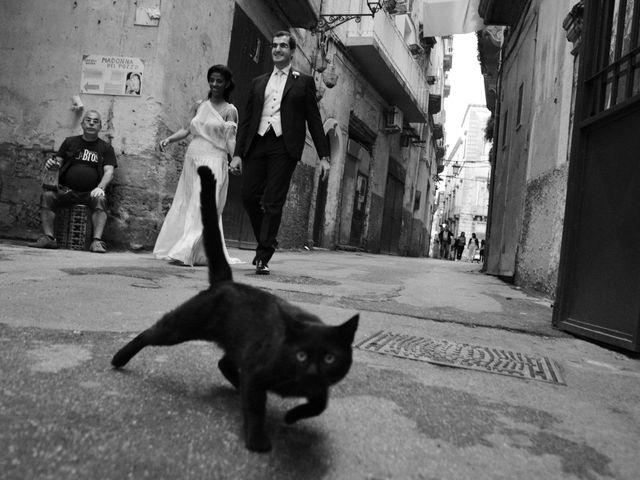 Le nozze di Kendra e Dante