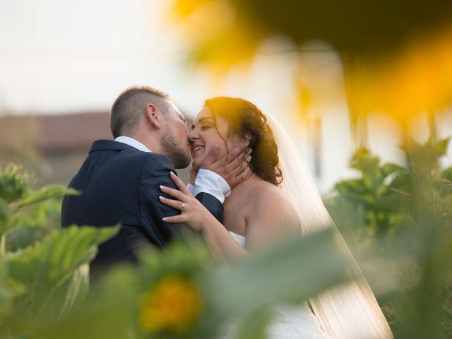 Le nozze di Serena e Carmine