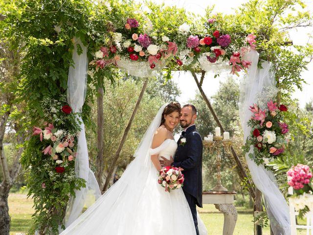 Il matrimonio di Gabriele e Vanessa a Roma, Roma 1