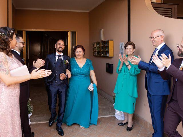 Il matrimonio di Gabriele e Vanessa a Roma, Roma 23