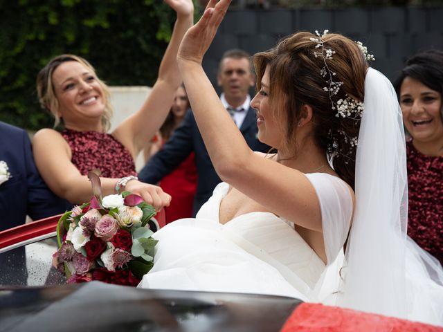 Il matrimonio di Gabriele e Vanessa a Roma, Roma 36