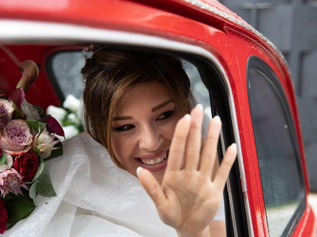 Il matrimonio di Gabriele e Vanessa a Roma, Roma 39