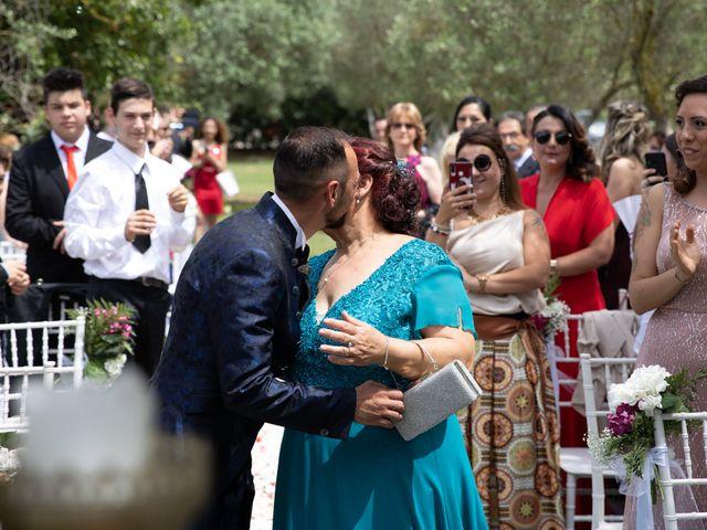 Il matrimonio di Gabriele e Vanessa a Roma, Roma 41