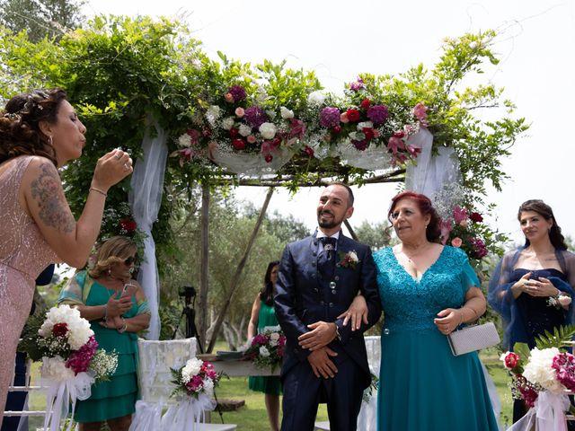 Il matrimonio di Gabriele e Vanessa a Roma, Roma 42