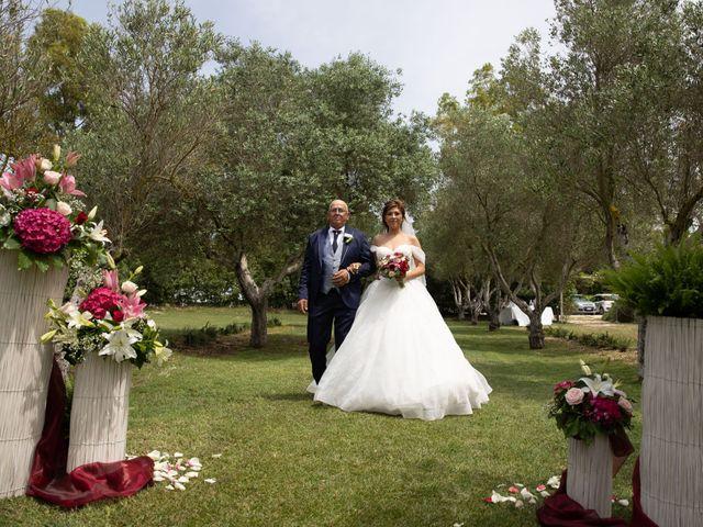 Il matrimonio di Gabriele e Vanessa a Roma, Roma 45