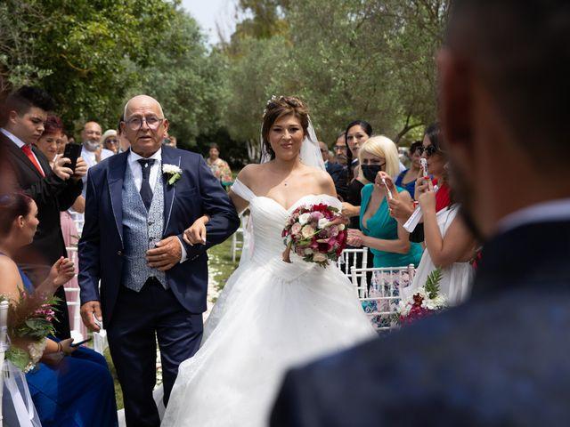 Il matrimonio di Gabriele e Vanessa a Roma, Roma 46