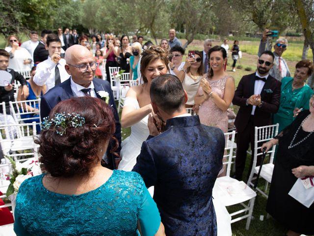 Il matrimonio di Gabriele e Vanessa a Roma, Roma 47