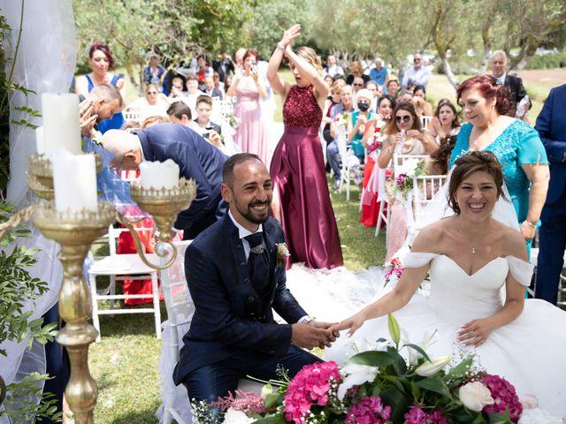Il matrimonio di Gabriele e Vanessa a Roma, Roma 48