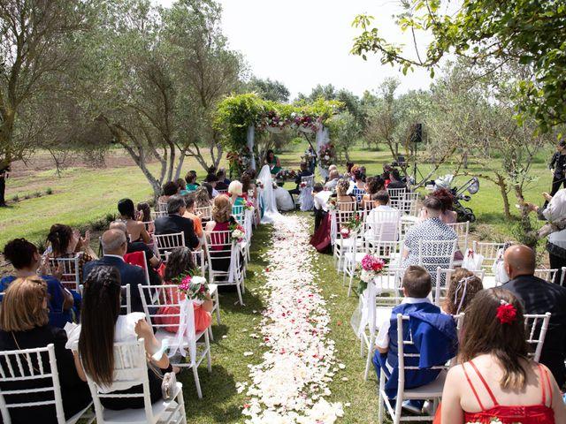Il matrimonio di Gabriele e Vanessa a Roma, Roma 51
