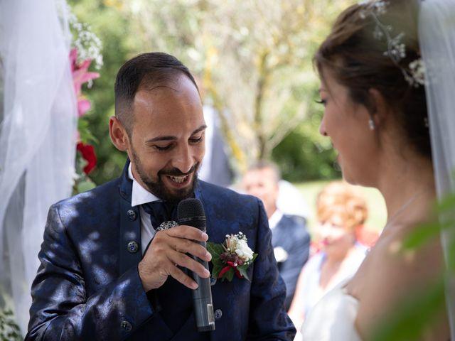 Il matrimonio di Gabriele e Vanessa a Roma, Roma 52