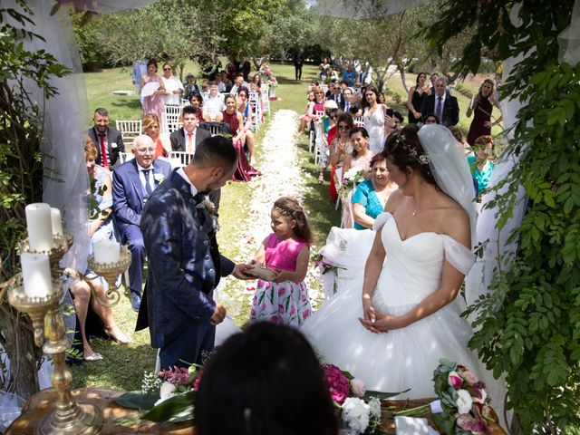 Il matrimonio di Gabriele e Vanessa a Roma, Roma 54
