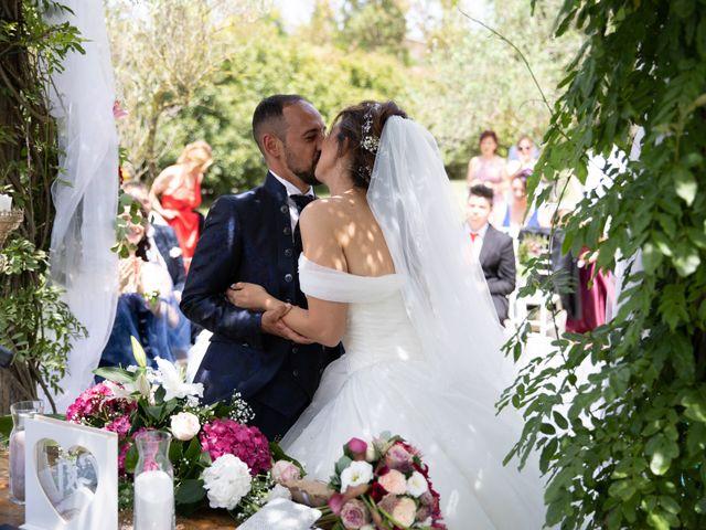 Il matrimonio di Gabriele e Vanessa a Roma, Roma 56