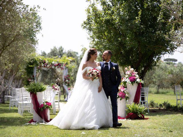 Il matrimonio di Gabriele e Vanessa a Roma, Roma 59