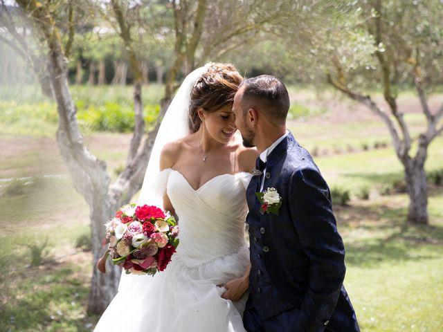 Il matrimonio di Gabriele e Vanessa a Roma, Roma 60