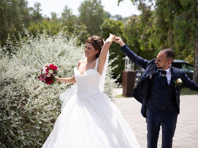 Il matrimonio di Gabriele e Vanessa a Roma, Roma 64