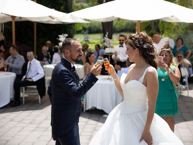 Il matrimonio di Gabriele e Vanessa a Roma, Roma 65