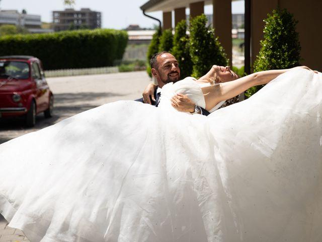 Il matrimonio di Gabriele e Vanessa a Roma, Roma 68
