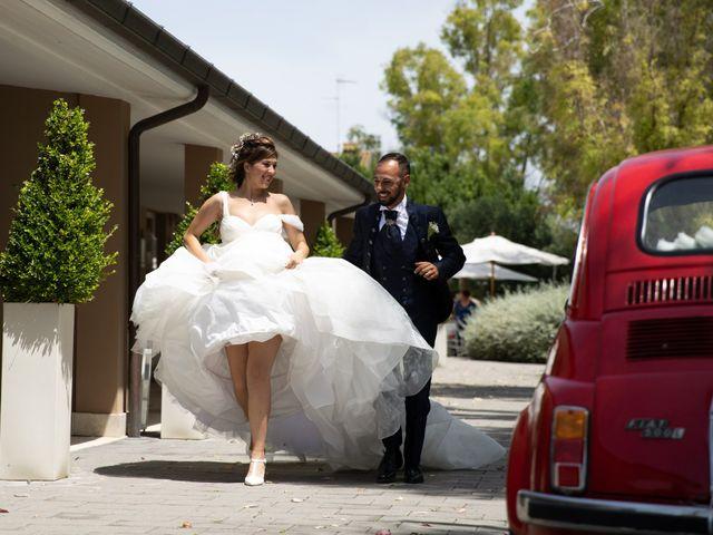 Il matrimonio di Gabriele e Vanessa a Roma, Roma 69