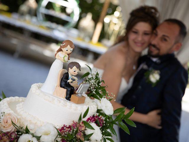 Il matrimonio di Gabriele e Vanessa a Roma, Roma 77