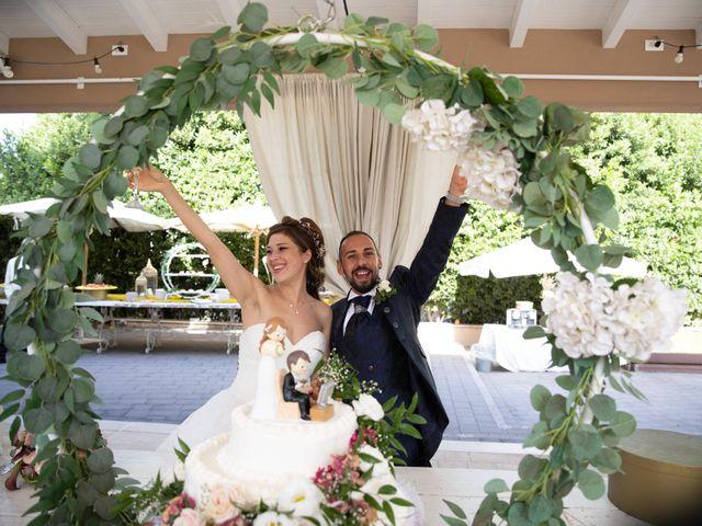 Il matrimonio di Gabriele e Vanessa a Roma, Roma 78