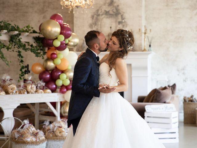 Il matrimonio di Gabriele e Vanessa a Roma, Roma 82